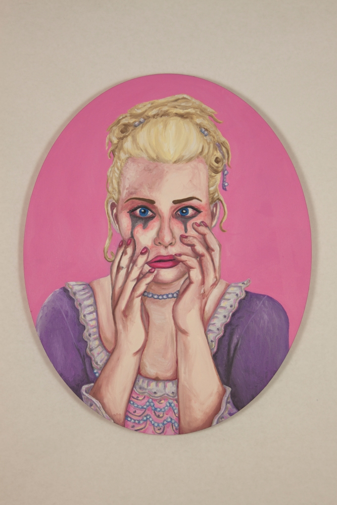 Final Images of the Marie Antoinette Paintings (6/6)